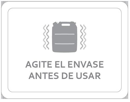 AGITESE ANTES DE USAR LEDAROL AGROQUIMICOS