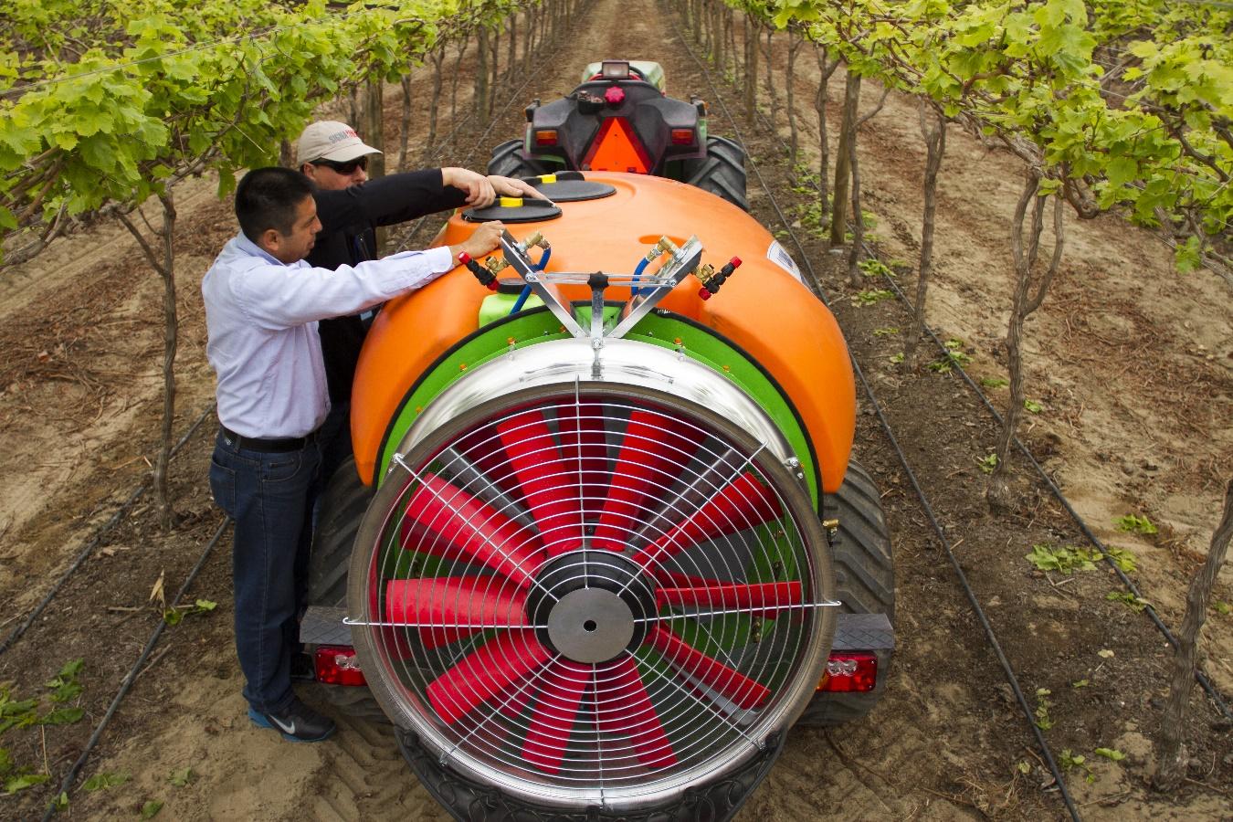 Cumple normativa UE para BPA y Global GAP Sobitec Peru