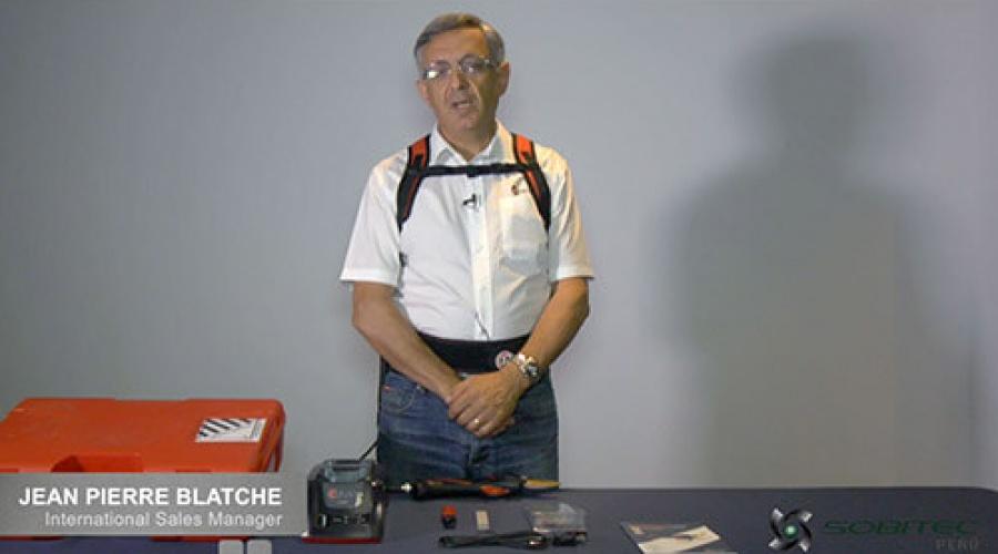 Presentación de herramientas electroportátiles INFACO