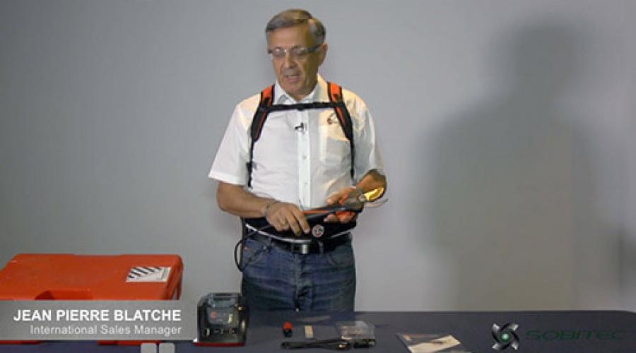 Kit de tijera de poda eléctrica INFACO. Piezas y accesorios