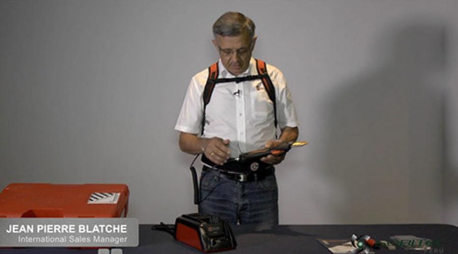 Carga e Hibernación de la batería de las herramientas electroportátiles INFACO